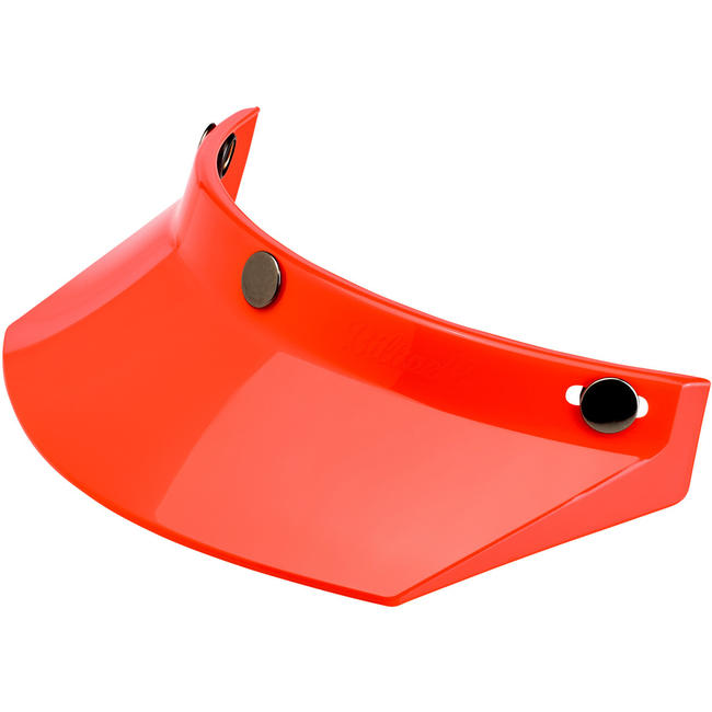 Biltwell Moto Visor - Orange