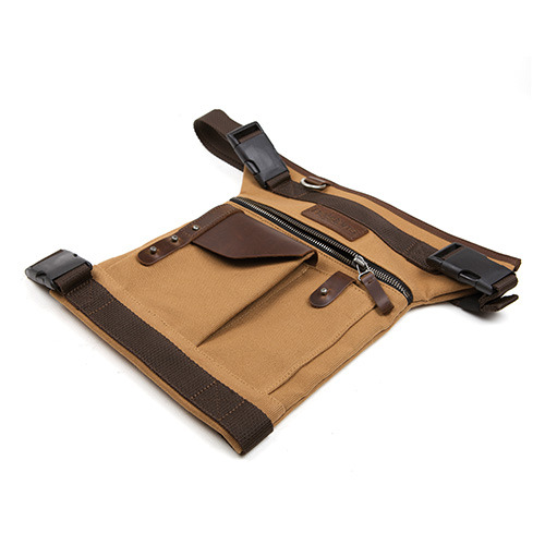 [헬스톤 레그포켓백] HELSTONS - LEG POCKET BAG  BEIGE