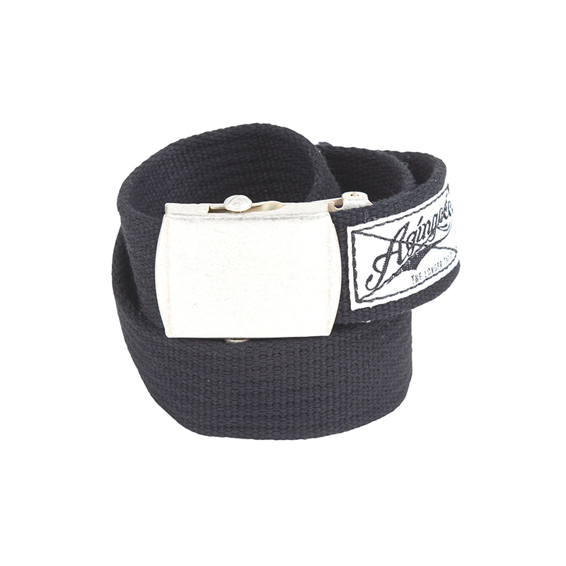 AGINGCCC - 63# S WEB BELT BLACK