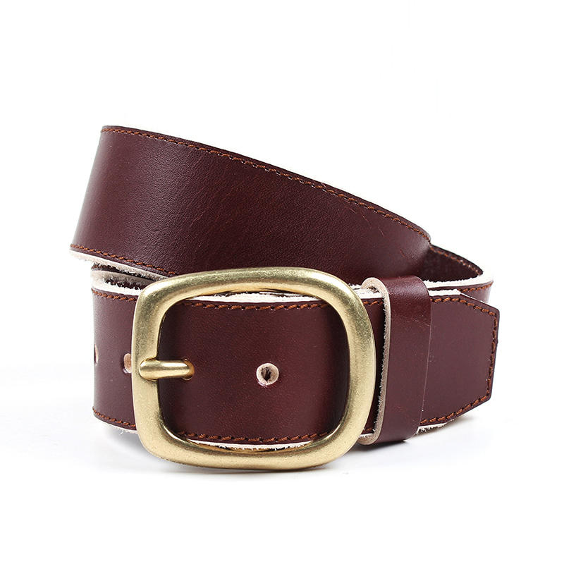 AGINGCCC - 106# ORIGNAL HEAVY BELT     BROWN