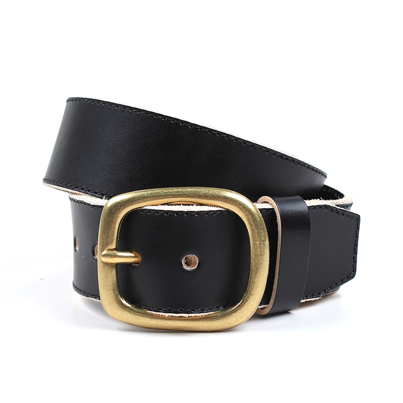 AGINGCCC - 107# ORIGNAL HEAVY BELT BLACK