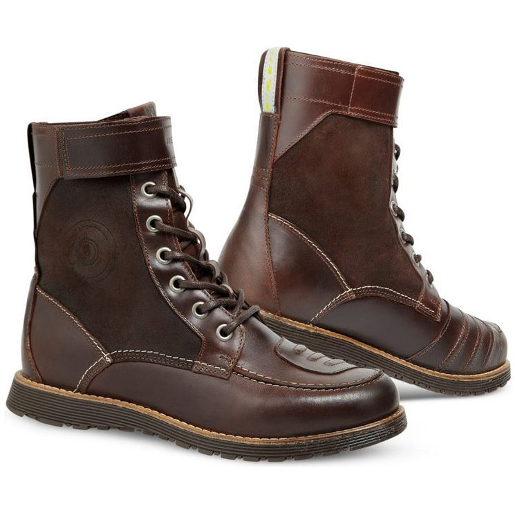 REV'IT ROYALE BOOTS - BROWN