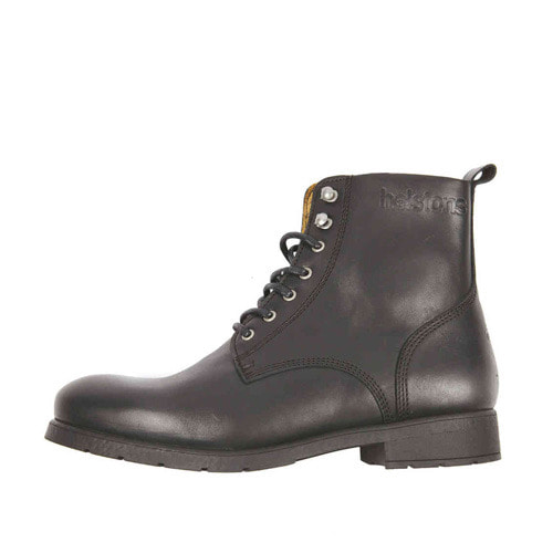 HELSTONS BOOTS / CITY BLACK