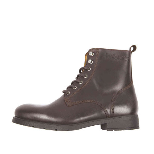 HELSTONS BOOTS / CITY MARRON