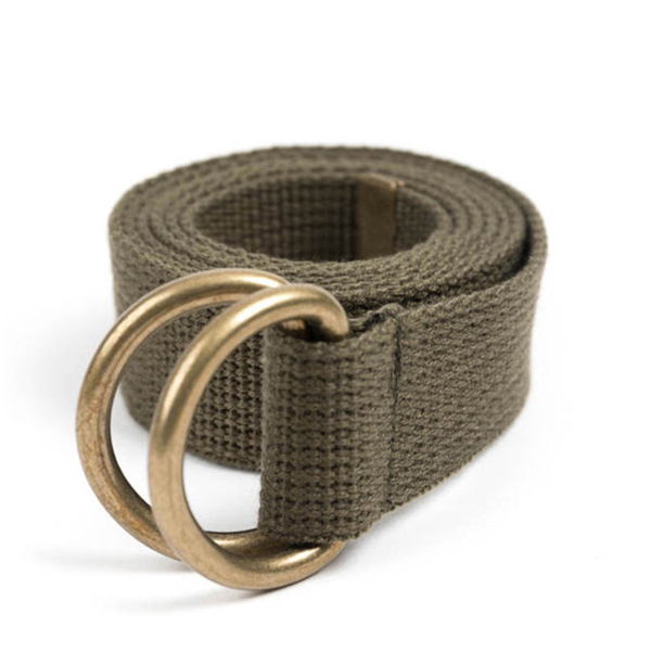 WILDBRICKS - BR D-RING BELT (khaki)