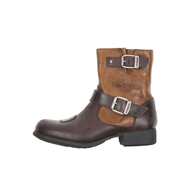 HELSTONS WOMEN BOOTS / GRACE MARRON-TAN