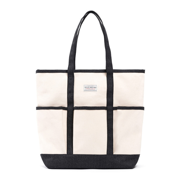 WILDBRICKS - GARDEN BAG (black)