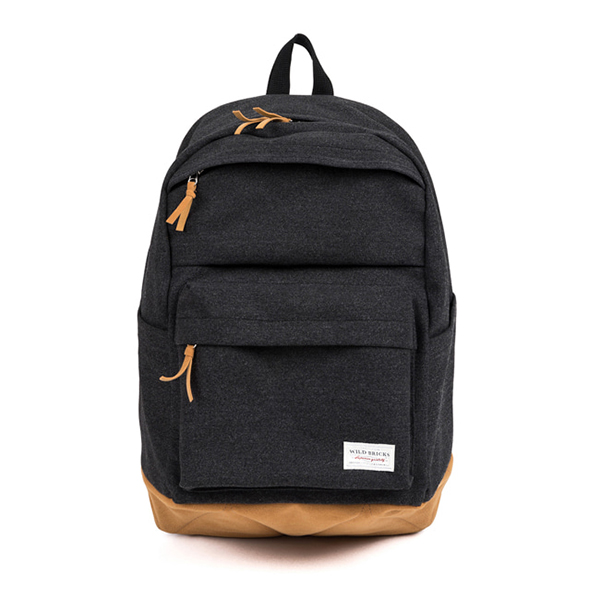 WILDBRICKS - CANVAS UMB BAG (black)