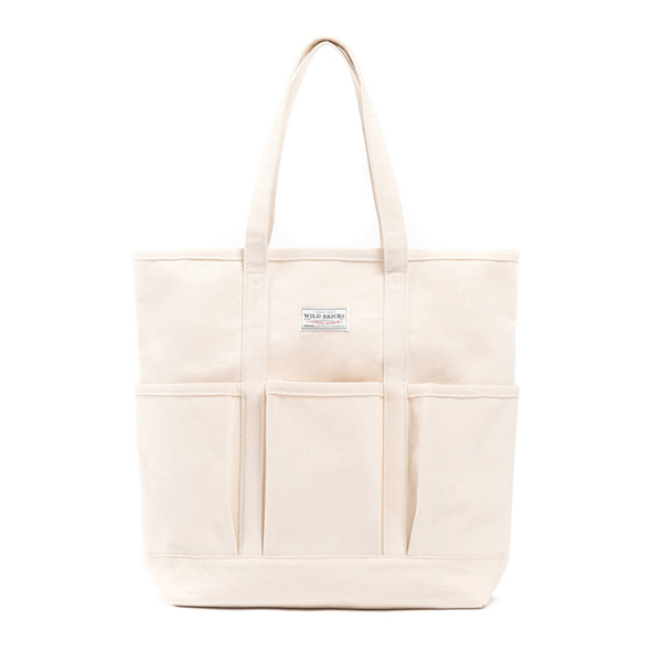 WILDBRICKS - GARDEN BAG (ivory)