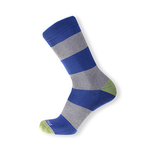 HOLYFREEDOM SOCKS  BLUE AND GRAY