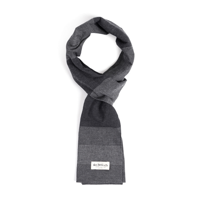 WILDBRICKS - BARC STOLE (grey)