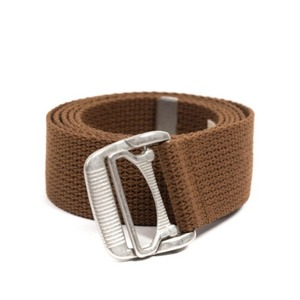 WILDBRICKS - ES WEBBING BELT (brown)