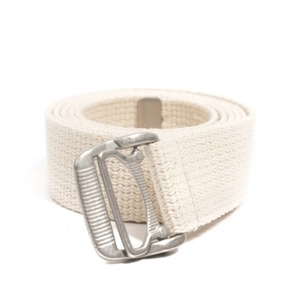 WILDBRICKS - ES WEBBING BELT (ivory)