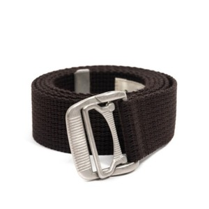 WILDBRICKS - ES WEBBING BELT (dark brown)