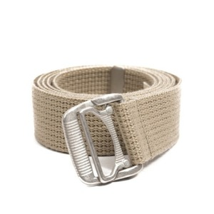 WILDBRICKS - ES WEBBING BELT (beige)