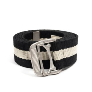 WILDBRICKS - ES WEBBING BELT (bk/iv)