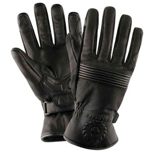 BELSTAFF - Cairn Motor Gloves Black