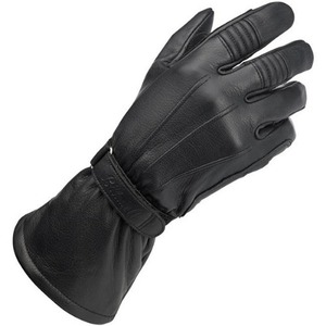 biltwell - Gauntlet Gloves - Black