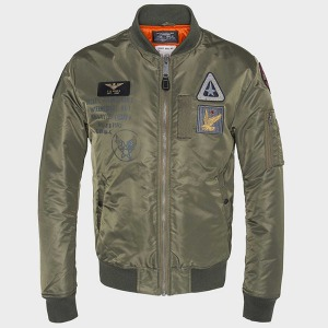 [쇼트뉴욕 항공점퍼] Schott NYC Perfecto - Air Force 2 MA-1 Jacket - Army Khaki
