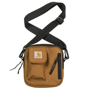 [칼하트 스몰백] CARHARTT WIP - KICKFLIP  ESSENTIALS SMALL BAG / BROWN