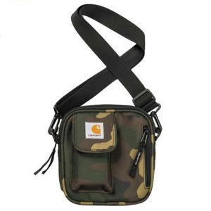 [칼하트 스몰백] CARHARTT WIP - KICKFLIP  ESSENTIALS SMALL BAG / CAMO
