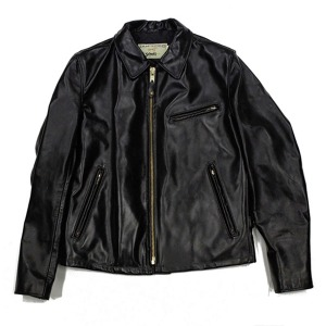 [쇼트뉴욕 가죽자켓] SCHOTT N.Y.C - 689H LEATHER JACKET / BLACK