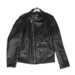 [쇼트뉴욕 가죽자켓] SCHOTT N.Y.C - 603US LEATHER JACKET / BLACK