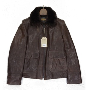 [쇼트뉴욕 가죽자켓] SCHOTT N.Y.C - P2597 LEATHER JACKET / BROWN