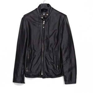 [쇼트뉴욕 가죽자켓] SCHOTT N.Y.C - 654VN LEATHER JACKET / BLACK