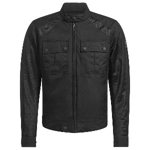 [벨스타프 템플 메쉬 자켓] BELSTAFF TEMPLE VENTED JACKET - BLACK