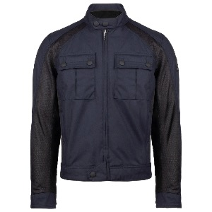 [벨스타프 템플 메쉬 자켓] BELSTAFF TEMPLE VENTED JACKET - DARK NAVY