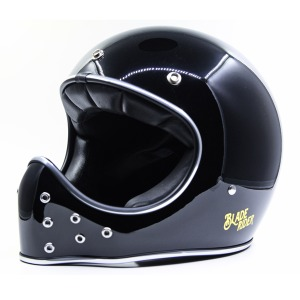 [블레이드라이더 2.0 헬멧] BLADE RIDER - 2.0 HELMET / CHROME BLACK