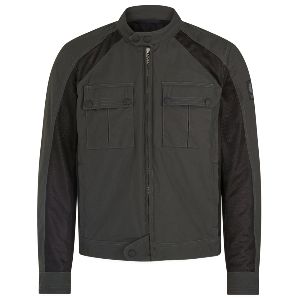 [벨스타프 템플 메쉬 자켓] BELSTAFF TEMPLE VENTED JACKET - Military Green