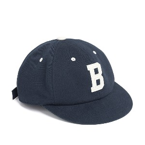 [와일드 브릭스 야구모자] WILD BRICKS - VIN BASEBALL CAP (navy)