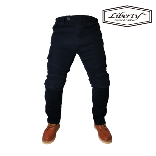 [리버티 바이커스진] LIBERTY - 215 BIKERS JEAN KEVLAR (WINTER)