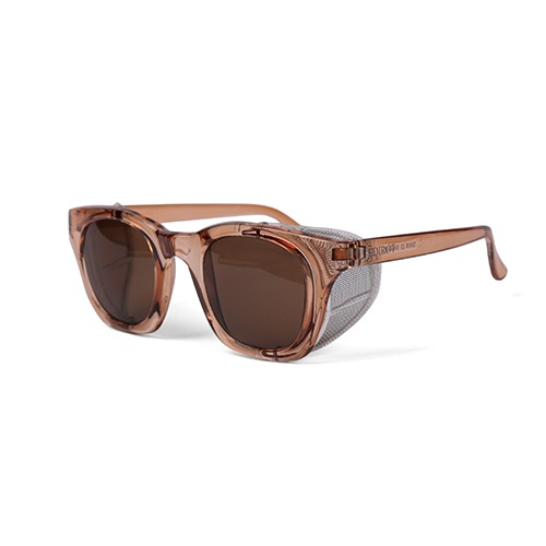 [에딜롯 스탠다드 윙글라스 방풍고글]EDIROT - 001 WING GLASSES STANDARD GLASSES BROWN/BROWN